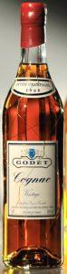 1968 Petite Champagne high shoulder label