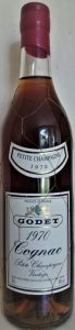 1970 petite champagne, 38 years old