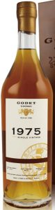 1975 single cask 42 years old petite champagne, 70cl; 53.9%