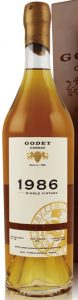 1986 single cask fins bois 31 years old, 70cl; 40%