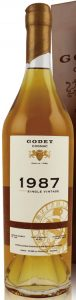 1987 single cask fins bois 30 years old, 70cl; 42.2%
