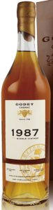 1987 single cask fins bois 30 years old, 70cl; 69.7%