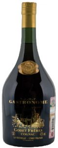VSOP Gastronome 1.5L and 40%vol stated; 'La Rochelle' stated, with a duty sticker