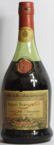 Over 35 yo grande fine champagne; selected for Great Britain