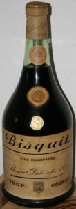 Said to be 5L, could be more; with blob and neck emblem (click to see it next to a regular bottle)