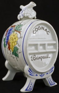 Cask of Haviland Limoges porcelain