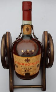 The brandy of Napoleon is stated on the label (70cl); 1970s