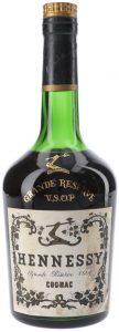 VSOP Grande Réserve, ecru label but almost white (1960-70s)