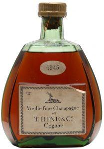 Vieille fine champagne 1945