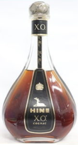 HKDNP stated low on the label; 70cl, stated on back-side;