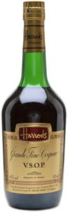 Grande fine cognac, 'Harrods'; 680ml (1980s)