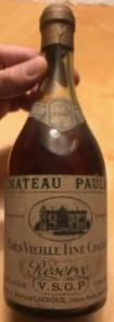 Reserve VSOP, très vieille fine cognac, 70cl (1950s)