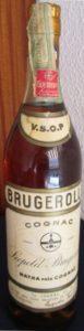 VSOP, cognaçaise; Portuguese import; 1950s