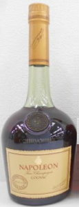 700ml (not stated); different backside with picture of the chateau; 80° Proof stated; USDF