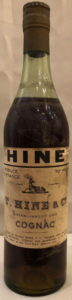 Probably three star bottle which has lost its shoulder label (1950s?)