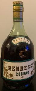 Bras d'Or, Grande Fine Champagne; 40° stated