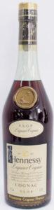 0,70L VSOP Liquor Cognac with a Singapore Duty Not Paid sticker