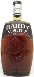 VSOP fine champagne; ,072L stated on the bottom
