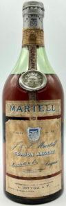 73cl, Italian import by L. Ottoz, Valée d'Aoste (1957)