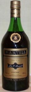 Strange label.. 70cl grande fine cognac; Französisches Erzeugnis