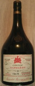 "1.5L Aigle Rouge; ""N"" Imperial stated left below"