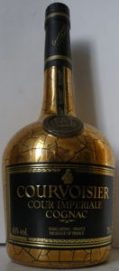 40%vol and 70cl stated; with a cotisation symbol on the back