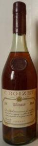 70cl 25 ans; Dutch import by Hosman Vins, Schiedam (1987)