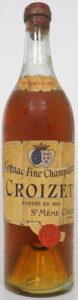 Cognac fine champagne, Chateau de Flaville (est. 1940s)