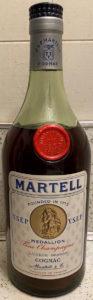 VSEP Medallion, liqueur brandy