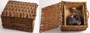 Rattan basket (1946-1950)