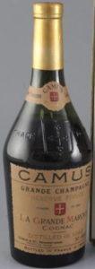 Reserve Privé distilled 1863, bottled 1904