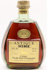 Vieille Fine Champagne; 68cl - 24 fl oz stated and 70% Proof - 40%vol