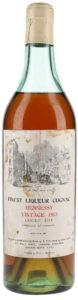 1913, landed 1914, bottled 1930s