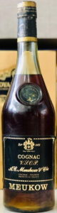 VSOP, 70cl stated on the back, Asian import (1970s)