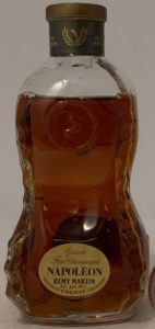 35cl Napoleon decanter (height: 17 cm; weight 0,65kg)