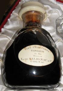 Napoleon, 50ans, Reserve de L. de Salignac