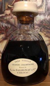 Très Vieillev Réserve de L. de Salignac, grande champagne