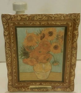 Van Gogh, Sunflowers; 70cl