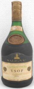 Very Superior Old Pale is stated (not 'tres grande fine cognac'); with a shoulder blob, not a shoulder label; 700ml stated on the back; Asian import