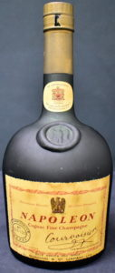 L. Rondon & Co., sole agents for Japan; 70cl not stated