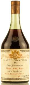 1805 Grande Champagne for Hotel Ritz Paris