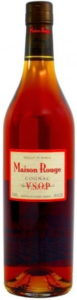 750ml Maison Rouge VSOP, black capsule