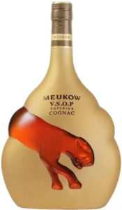 1L gold bottle, volume not stated