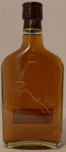 50cl flask, made for the 2005 Vinexpo in Bordeaux (XO platine)
