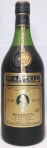 700ml stated; special réserve is printed above liqueur cognac; cork with capsule; Japanese import by Harpers Trading