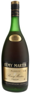 1 L 50 stated and 40°, fine champagne cognac