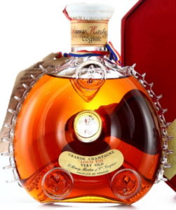 Louis XIII Very Old, Japanese import by Dodwell & Co. (70cl, 1970s)