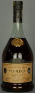 Napoleon 1.46L, ecru coloured label and dark capsule; Carpano import