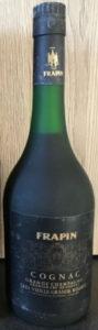 70cl Très Vieille, grande champagne (1970-80s)