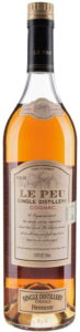 Single distillery 1988, Le Peu; CONT.NET 700ml stated; Mexican import